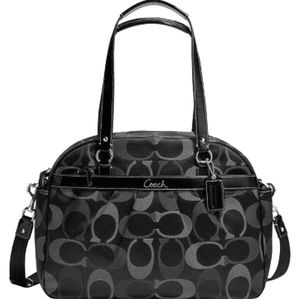 Coach Addison Large Multifunctional Diaper Bag